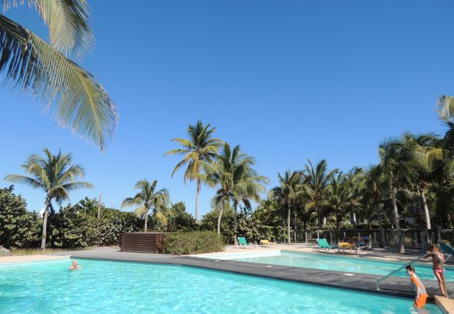Apartment in Orient Bay - NICE STANDING FOR THIS CONDO - BIGGEST POOL - ORIENT BAY