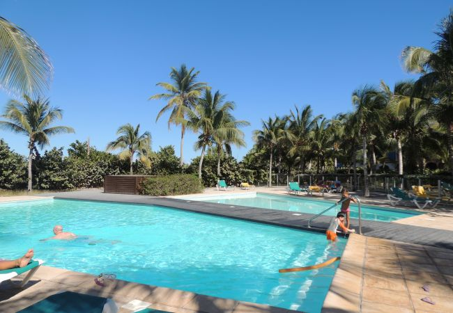 Apartment in Orient Bay - CONDO WITH 4 BEDROOMS - RESIDENCE WITH BIG POOL - ORIENT BAY