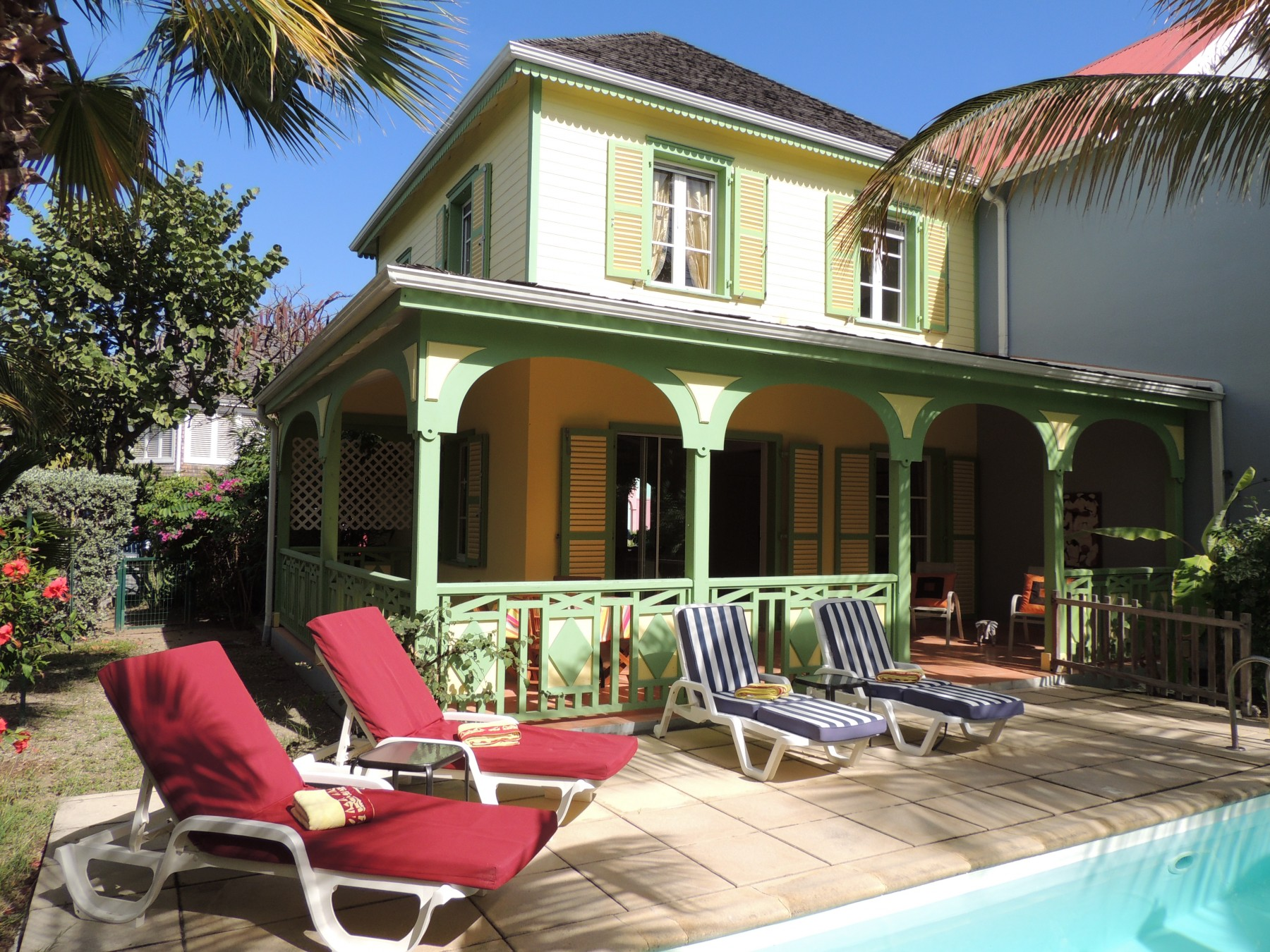 houses in orient bay sunlight villa with private pool 3min by