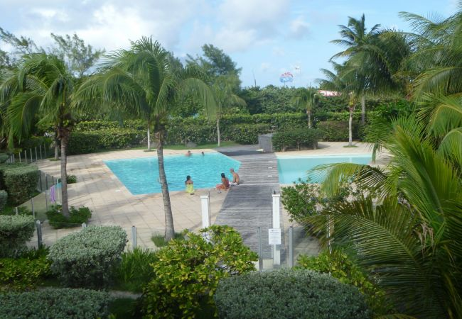 Apartment in Orient Bay - DUPLEX WITH BIGGEST POOL OF ORIENT BAY VILLAGE
