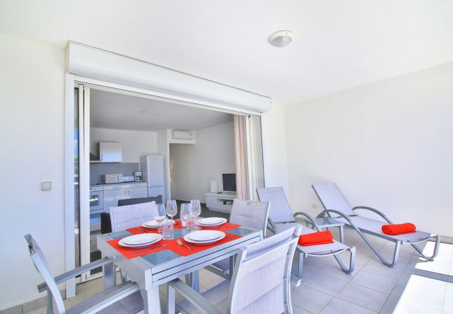 Apartment in Cul-de-sac - VERY NICE APARTMENT CLOSE FROM PINEL ISLAND WITH POOL